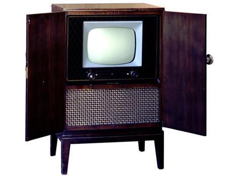 Erste Fernseher