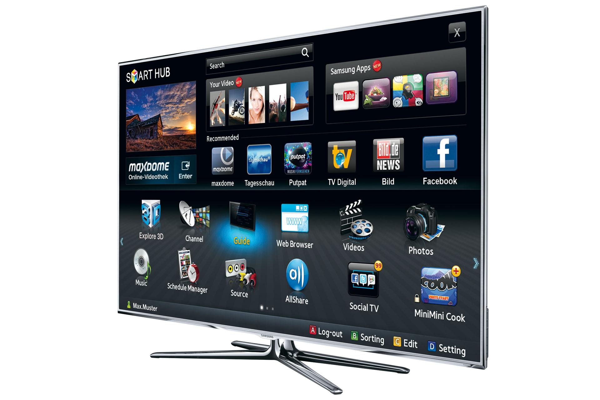 Samsung an der IFA 2011 - Multimedial