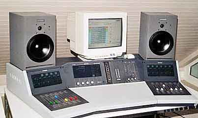 Equipment: Studer OnAir-2000,Suder A3-Monitore, Studer DigiMedia Broadcast Software, Pioneer CAC V3000 CD-Jukeboxen