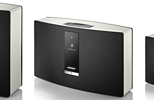 bose soundtouch 30 wi fi musiksystem einrichten technik wlan firewall. Black Bedroom Furniture Sets. Home Design Ideas