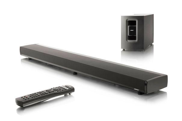 test bose cinemate 1sr heimkino system klangaufp ppler. Black Bedroom Furniture Sets. Home Design Ideas