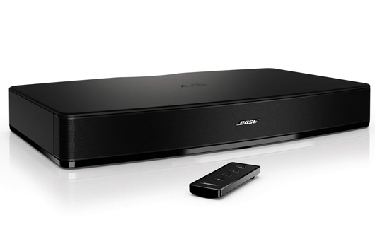 test bose solo tv sound system kraftvoller einzelg nger. Black Bedroom Furniture Sets. Home Design Ideas