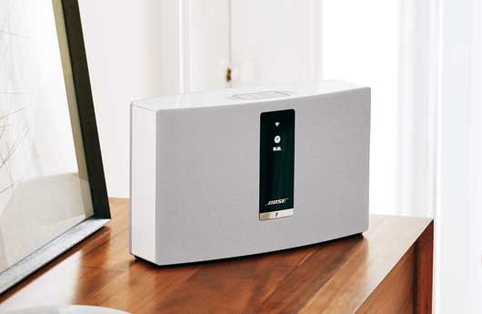 test multiroom system bose soundtouch mann t nt das gut. Black Bedroom Furniture Sets. Home Design Ideas