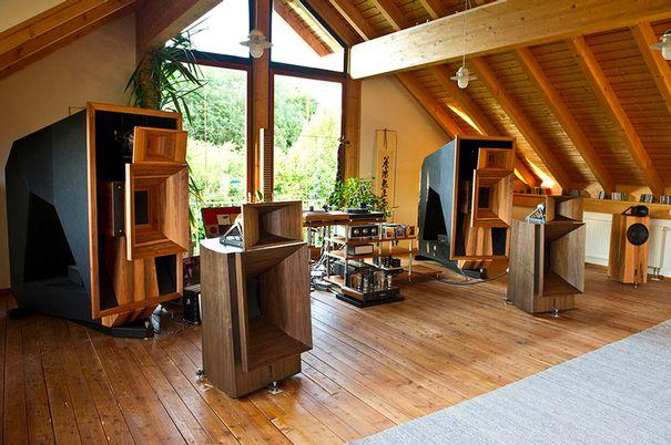 faszination hornlautsprecher test blumenhofer tempesta 17 und hegel 160. Black Bedroom Furniture Sets. Home Design Ideas