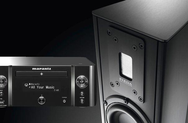 test marantz cr611 mit piega premium 3 2 audiophiles. Black Bedroom Furniture Sets. Home Design Ideas