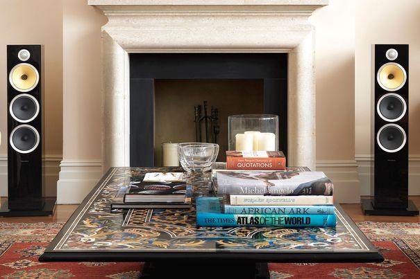 test lautsprecher b w cm9 s2 elegant und kraftvoll. Black Bedroom Furniture Sets. Home Design Ideas
