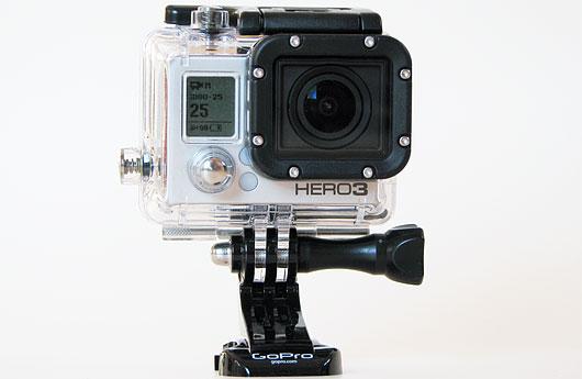 test actionkamera gopro hero3 black edition und. Black Bedroom Furniture Sets. Home Design Ideas