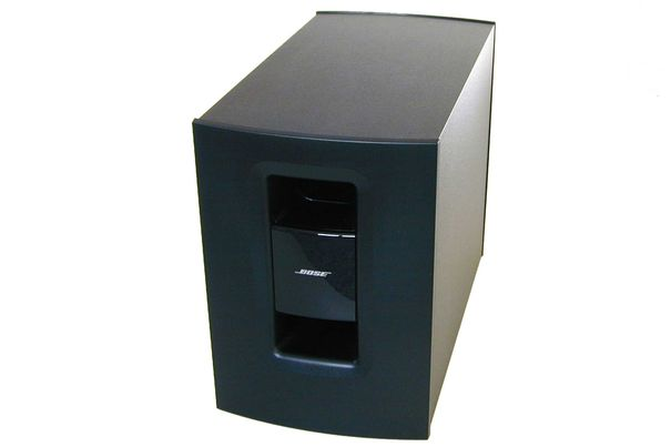 test bose cinemate 1sr heimkino system klangaufp ppler. Black Bedroom Furniture Sets. Home Design Ideas